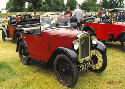 Two Seater 1930