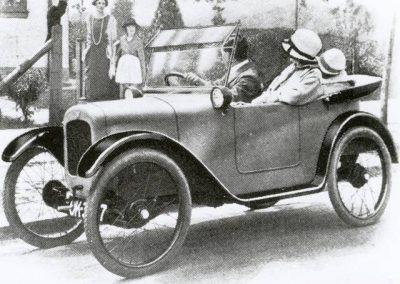 1922 Tourer