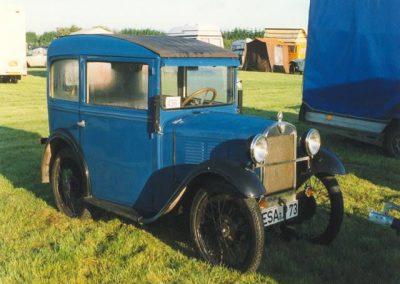 BMW Dixi Type DA4 1931
