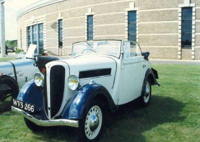 Rosengart Roadster Type LR4N2 1938