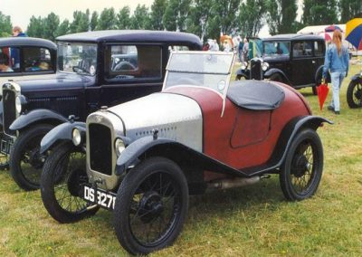 Gordon England Replica 1930
