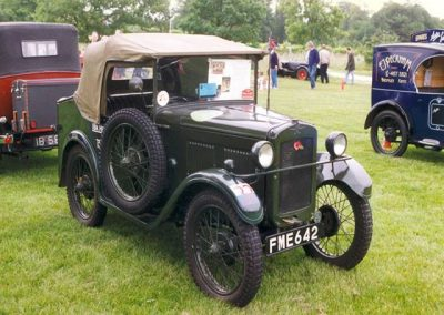 Mulliner Scout Car 1932