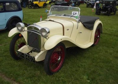 Arrow 2 Seater 1934