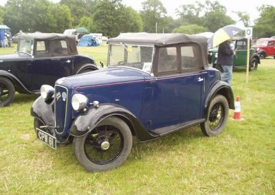 Two Seater 1934