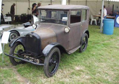 Mulliner Fabric 1927