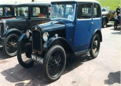 Gordon England 1929