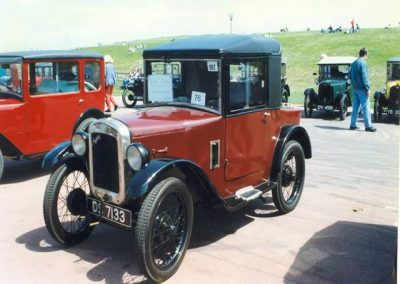 Doctors Coupe 1929