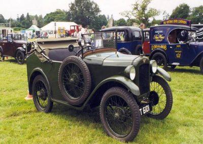 Mulliner Scout Car 1929