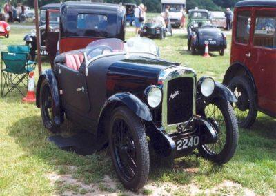 Mulliner 2 Seater 1929