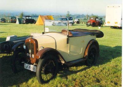 BMW Dixi Type DA1 1928