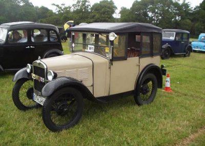 BMW Dixi Type DA2 1929