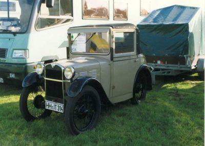 BMW Dixi Type DA2 1930