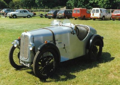 BMW Dixi Type DA3 Sports 1930