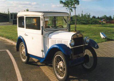 BMW Dixi Type DA4 1930