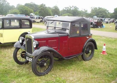Two Seater 1931